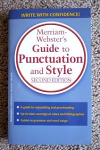 Blog Prize - Punctuation Guide